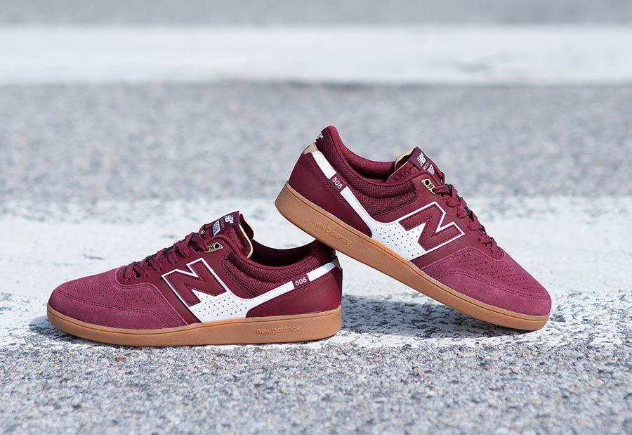 New Balance Numeric NM508BWP