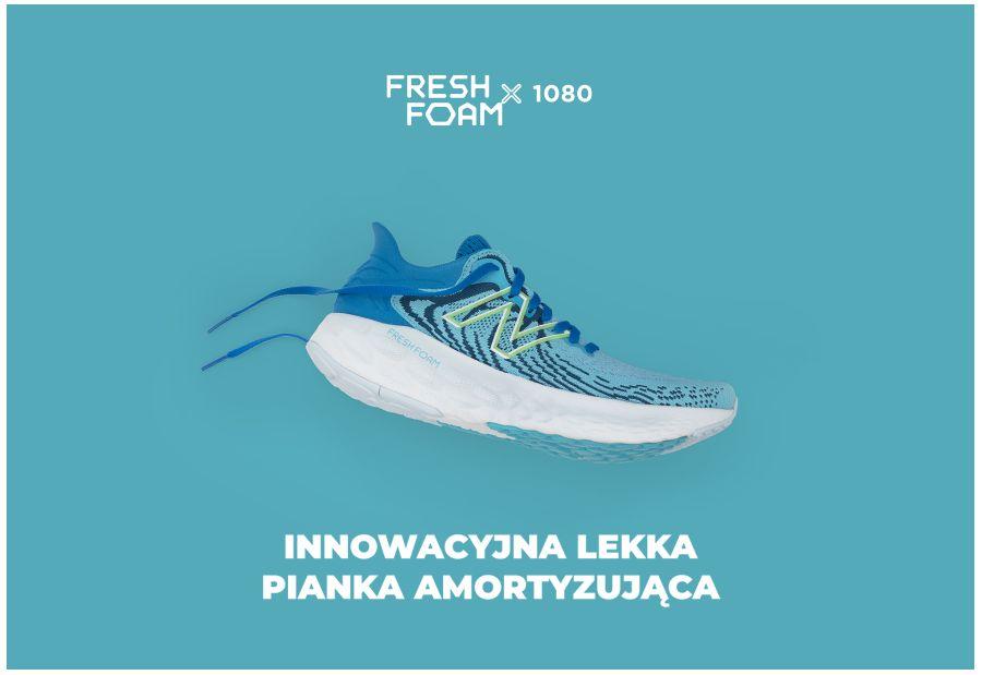 New Balance Fresh Foam 1080v11 - W1080S11