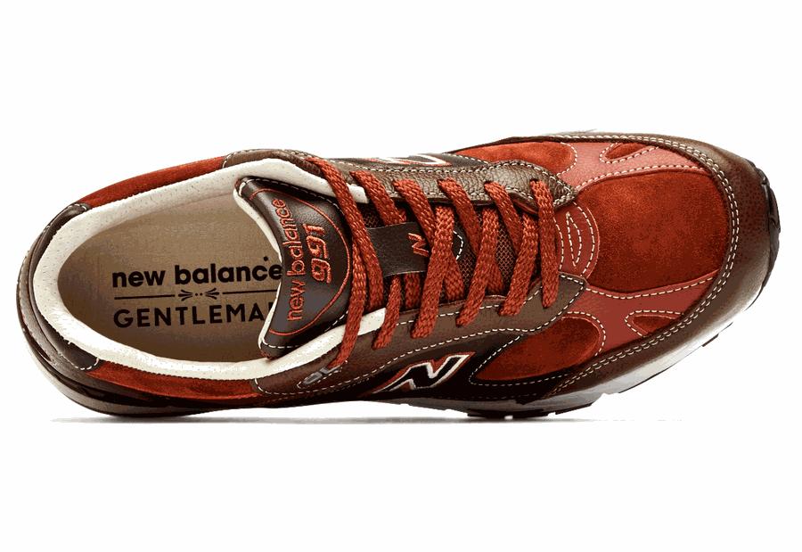 New Balance M991BTG