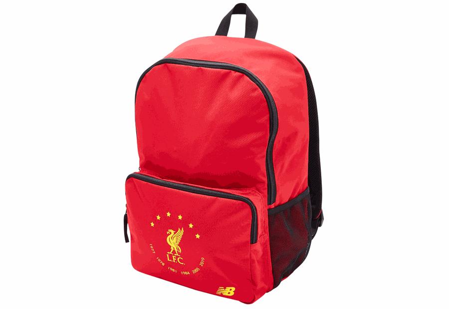 "Plecak Liverpool LFC ""6 TIMES"" - BG93108GRDP"