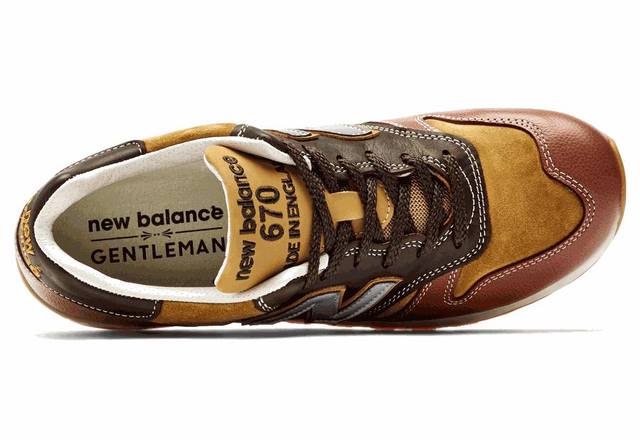 New Balance M670BTG
